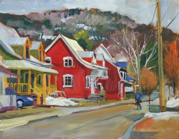 Red House, Charlevoix